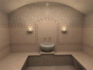 Турецкая баня - хамам. Фото - Turkish bath - Hamam. Photo